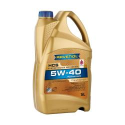 Моторное масло Ravenol HCS 5W-40 (5 л.) 1112105005