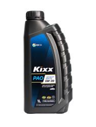 Моторное масло Kixx PAO 5W-30 (1 л.) L2091AL1E1