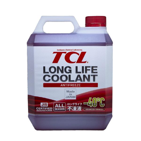 Охлаждающая жидкость TCL LLC -40C (4 л.) LLC01236