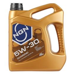 Моторное масло NGN Diamond 5W-30 (4 л.) V172085325
