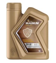 Моторное масло Rosneft Magnum Maxtec 5W-40 (1 л.) 40814632