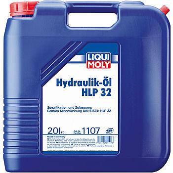Гидравлическое масло Liqui Moly Hydraulikoil HLP 32 (20 л.) 1107