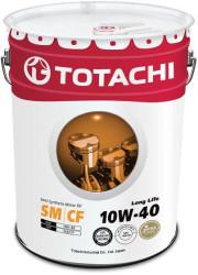 Моторное масло Totachi Long Life 10W-40 (20 л.) 4562374690448