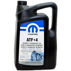 Трансмиссионное масло Chrysler Mopar ATF+4 (5 л.) 68218058AC