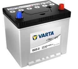 Аккумулятор Varta Стандарт 60Ah 520A 230x175x223 о.п. (-+) 560301052
