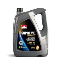 Моторное масло Petro-Canada Supreme Synthetic 5W-30 (5 л.) MOSYN53C20