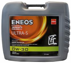 Моторное масло Eneos Ultra-S 0W-30 (20 л.) EU0023201N