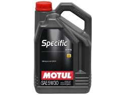 Моторное масло Motul Specific MB 229.51 5W-30 (5 л.) 101590