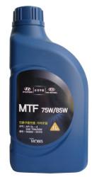 Трансмиссионное масло Hyundai (Kia) MTF GL-4 75W-85 (1 л.) 04300-00110