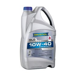 Моторное масло Ravenol DLO 10W-40 (4 л.) 1112111004