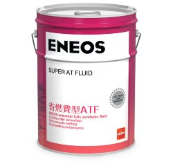 Трансмиссионное масло Eneos Super AT Fluid (20 л.) 8809478944029