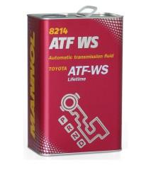 Трансмиссионное масло Mannol 8214 ATF WS (1 л.) 3054