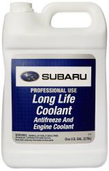 Охлаждающая жидкость Subaru Long Life Coolant (3,78 л.) SOA868V9210