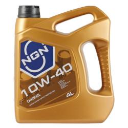 Моторное масло NGN Diesel 10W-40 (4 л.) V172085328