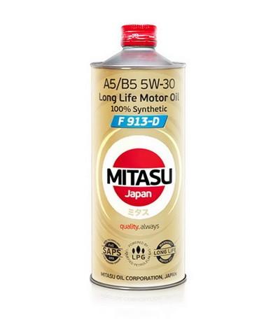 Моторное масло Mitasu MJ-F11 Special F 5W-30 (1 л.) MJF111
