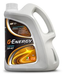 Моторное масло G-Energy F Synth 5W-40 (5 л.) 253142043