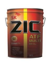 Трансмиссионное масло ZIC ATF Multi HT (20 л.) 192664