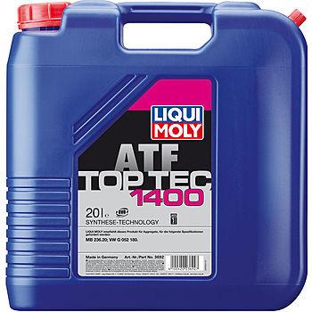 Трансмиссионное масло Liqui Moly Top Tec ATF 1400 CVT (20 л.) 3692