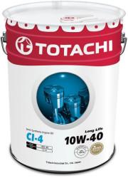 Моторное масло Totachi Diesel Long Life 10W-40 (20 л.) 4562374690592