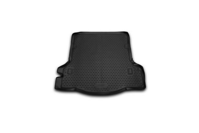 Коврик багажника Novline RENAULT LOGAN 14- седан (полиуретан) NLC4131B10
