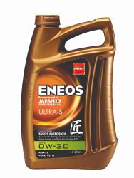 Моторное масло Eneos Ultra-S 0W-30 (4 л.) EU0023301N