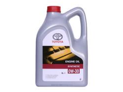 Моторное масло Toyota SL 0W-30 (5 л.) 08880-80365GO