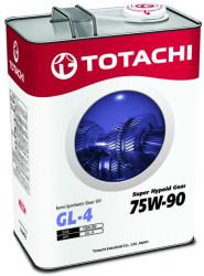 Трансмиссионное масло Totachi Super Hypoid Gear 75W-90 (4 л.) 4562374692220