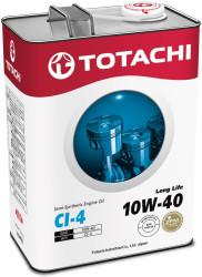 Моторное масло Totachi Diesel Long Life 10W-40 (4 л.) 4562374690578