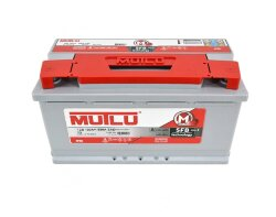 Аккумулятор Mutlu SFB M2 6СТ-100.1 12V 100Ah 830A 353x175x190 п.п. (+-) L5100083В