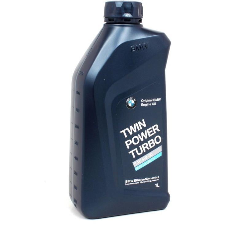 Моторное масло BMW TwinPower Turbo Longlife-04 5W-30 (1 л.) 83212465849