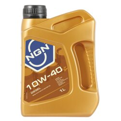 Моторное масло NGN Diesel 10W-40 (1 л.) V172085631