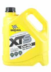 Моторное масло Bardahl XTS 0W-40 (4 л.) 36142