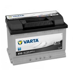 Аккумулятор Varta Black Dynamic 70Ah 640A 278x175x190 о.п. (-+) 570409064