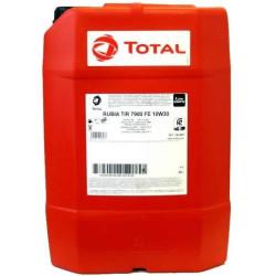 Моторное масло Total Rubia Tir 7900 FE 10W-30 (20 л.) 161407