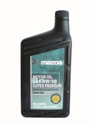 Моторное масло Mazda Super Premium 5W-30 SN (1 л.) 0000-77-5W30-QT