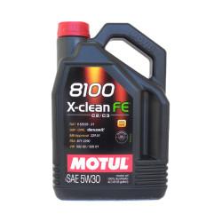 Моторное масло Motul 8100 X-Clean FE 5W-30 (4 л.) 104776