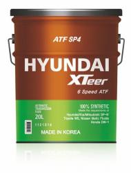 Трансмиссионное масло Hyundai (Kia) Xteer ATF SP4 (20 л.) 1121014
