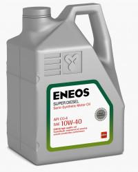 Моторное масло Eneos Super Diesel 10W-40 CG-4 (6 л.) 8809478943541