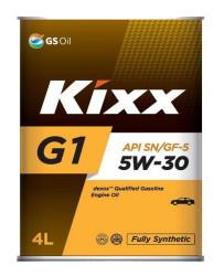 Моторное масло Kixx G1 Dexos1 5W-30 (4 л.) L530544TE1