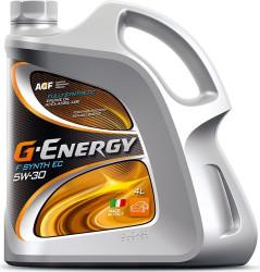 Моторное масло G-Energy F Synth EC 5W-30 (4 л.) 253140155