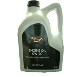Моторное масло Lexus 0W-20 (5 л.) 08880-83888GO
