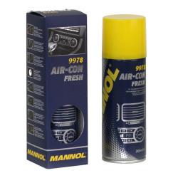 Mannol Air-con Fresh Очиститель системы кондиционирования (0,2 л.) 2149