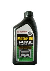 Моторное масло Toyota SN 0W-20 (1 л.) 00279-0-WQTE