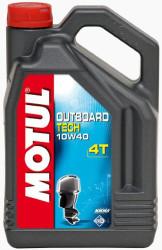 Масло четырехтактное Motul Outboard Tech 4T 10W-40 (5 л.) 106354