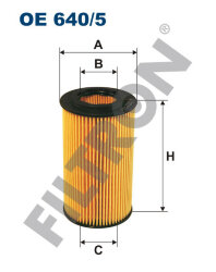 Фильтр масляный Filtron OE6405