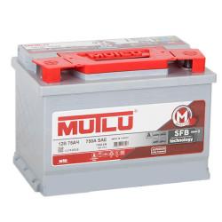 Аккумулятор Mutlu SFB M3 6СТ-75.1 12V 75Ah 750A 278x175x190 п.п. (+-) L375072В