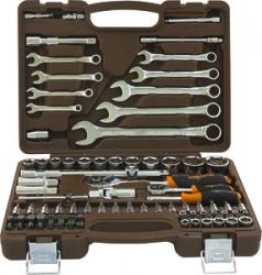 Набор инструмента Ombra 1/4, 1/2DR, 82 предмета OMT82S