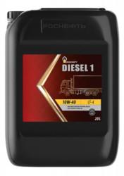 Моторное масло Rosneft Diesel 1 10W-40 (20 л.) 10120