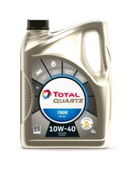 Моторное масло Total Quartz 7000 Energy 10W-40 (4 л.) 214113