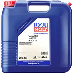 Гидравлическое масло Liqui Moly Hydraulikoil Arctic HLP 32 (20 л.) 6946